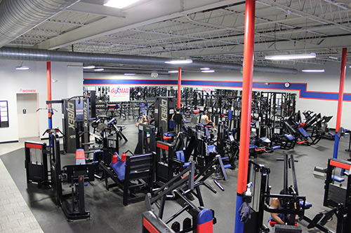 Go M.A.D. Fitness Monroe Club Photo